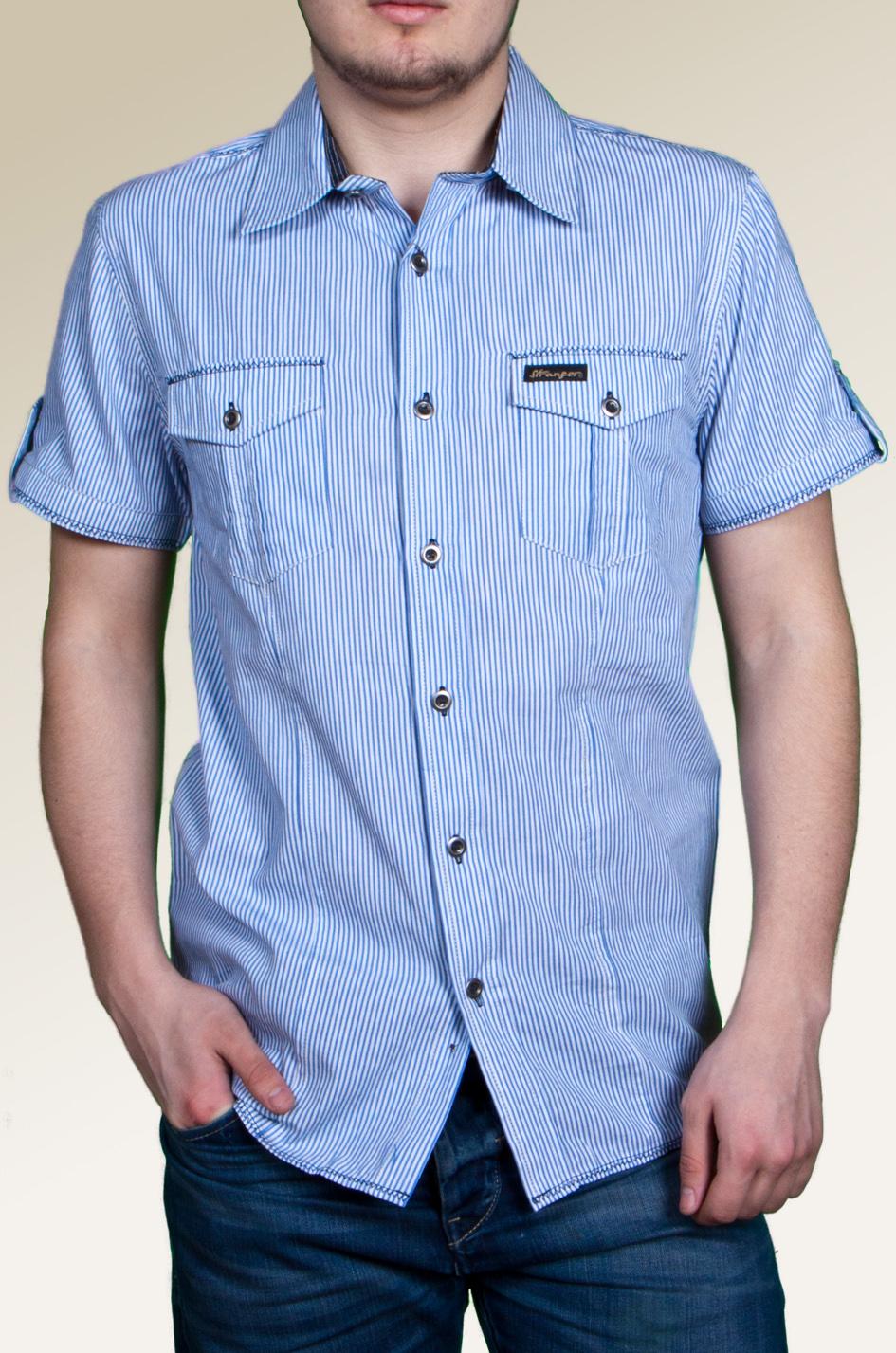 Ищете приталенные мужские рубашки, где купить в Москве? Интернет